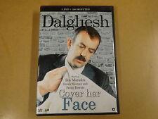 3-DVD BOX / INSPECTOR DALGLIESH - COVER HER FACE ( ROY MARSDEN... )