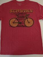 Schwinn Bicycle Bike Red T-Shirt