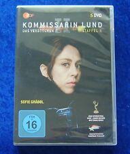 Kommissarin Lund Staffel II 2 Das Verbrechen, DVD Box Season