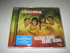 CHERONA/RIGGA DING DONG SONG(SONY/88697536602)CD ALBUM