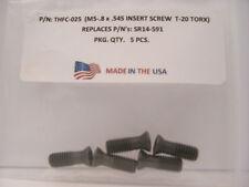 5 Pieces - THFC-025 Insert Screw: SR14-591 ... DP5013T
