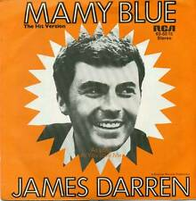 "JAMES DARREN MAMY AZUL 7"" SINGLE S5224"