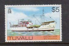 Tuvalu #37 VF/NH
