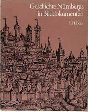 Fachbuch Pfeiffer Geschichte Nürnbergs in Bilddokumenten   Ausgabe 1971