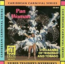 NEW Pan Woman: Steel Band Music (Audio CD)