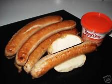 Rostbratwurst, Bratwurst, Roster gebraten 2x 100g (12,95€/kg)