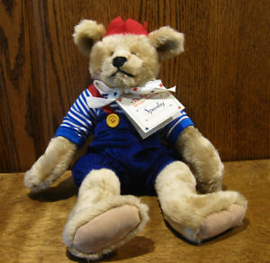 "North American Bear Co. #3308 SPANKY, 14"" Jointed, NEW From Retail Store"