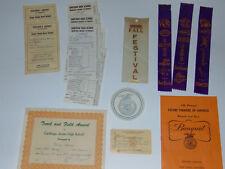 Sarcoxie Missouri High School Bears COLLECTION vintage Jasper County