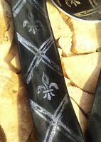 3m Trauerbinde Trauerschleife Efeu 40mm breit Trauerband Band Grau Schwarz