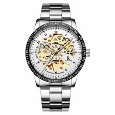 IK Colouring Gents Automatic Skeleton Watch  98226S-2