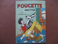 POUCETTE DACTYLO (1958)