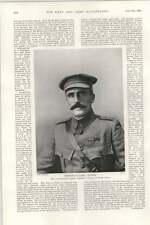 1903 Brevet Colonel Davies 8th Australian Contingent S Africa Nz Volunteer Caval