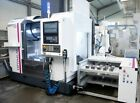 CNC Optimum Optimill F150 machining center with robocell