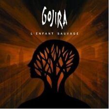 "GOJIRA ""L'ENFANT SAUVAGE""  CD DEATH METAL NEW+"