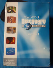 The Best of Discovery Channel - Volume 1 - DVDs - 5 Disc Box Set - NEW/SEALED