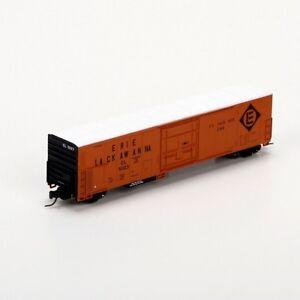 Athearn # 17505  57' Mechanical Reefer  Erie Lackawanna  # 5023 N MIB