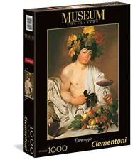 Clementoni 31445 Puzzle 1000 Bacco Museum Collection