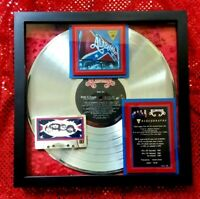 ALABAMA - Roll On  Platinum Award (Released 1984) + PHOTO