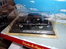 MOSKVITCH 407 NEUF EN BOITE 1/43