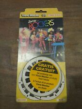 view-master / viewmaster Barbie Rockers (new/sealed)