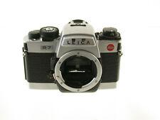 Leica r7 Last Classic analogique SLR Premium Body Boîtier chrome top!/17