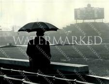 BQ295 Rain Out Day At Ballpark Wrigley Field 8x10 11x14 16x20 Photo