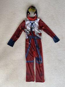 Rubies Star Wars Fancy Dress Poe Dameron Age 7-8 Years