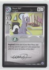 2013 My Little Pony Collectible Card Game #78 Royal Riff Gaming 1i3
