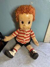 vintage 1961 matty mattel the talking boy doll