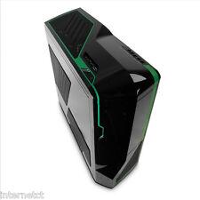 NZXT PHANTOM ENTHUSIAST Negro Verde E-ATX ATX Micro-ATX Caja de torre completa USB 3.0