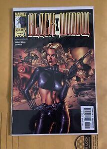 Black Widow (1999) #1 - Marvel Comics - 1st FullAppearance Yelena Belova Variant