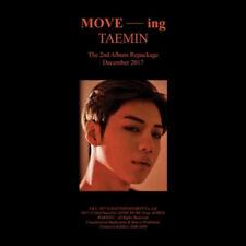 K-pop Taemin - Vol. 2 Repackage [Move-ing] (Tamin02R)