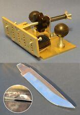 Knife Grinder Jig, bevel blades for beld grinder, blacksmiths, knife makers