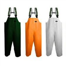 Grundens Commercial Clipper 116 Bibs Orange Or White -Fishing Rain Gear