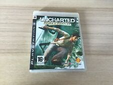 Ps3 PlayStation Uncharted Drake's Fortune