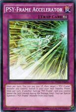 3X PSY-Frame Accelerator-Common-INOV-EN074-NM- Yugioh Invasion: Vengeance