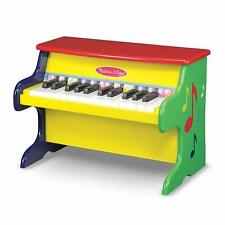 Melissa and Doug Wooden Learn-to-Play Piano - (Damaged Retail Packaging) - 11314