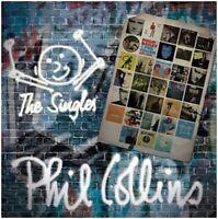 Phil Collins - The Singles - New Double CD Album