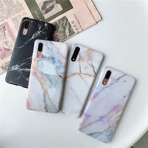 Marble Phone Case For Huawei P20 pro Mate 20 lite Nova 3 3i Soft sell phone case