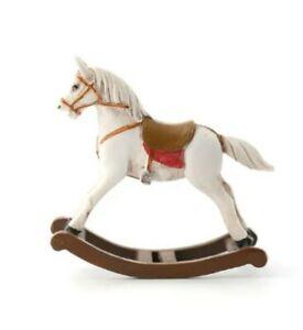 1/12th Scale Dolls House Rocking Horse, by Reutter Porzellan