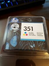 HP Office-jet 351 Tri-colour Ink Cartridge