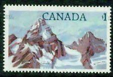 CANADA  1984 - GLACIER PARK INSCRIPTION SHIFT - VF**