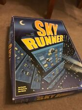 RARE Vintage Sky Runner by Ravensburger Board Game - 100 Complete MINT Cond