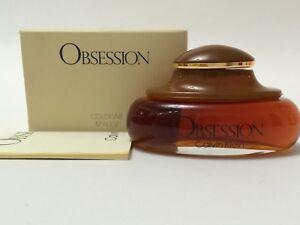 Vintage Calvin Klein OBSESSION Perfume Women 1.7oz Cologne Splash - Made in USA.