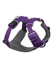 """Ruffwear Front Range Dog Harness Tillanzsia Purple Size Small 22-27"""" NWOT"""
