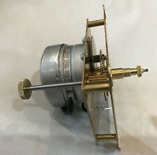 "33-24 Hansen Synchron Motor Type ""c"" Electric Movement. 1"" shaft, Rear Set SM"
