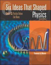Six Ideas That Shaped Physics: Unit Q - Matter Behaves Like Waves