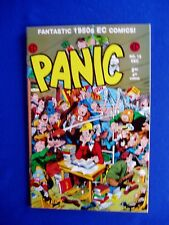 Panic 12 EC golden age reprint. Wally Wood, Bill Elder . VFN/NM.