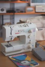 Bernina 1011 Sewing Machine with all attachments and Bag, Great Condition, Rare