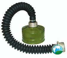 Russian Military Gas Mask Tube Hose Connection 40mm with filter GP-5/GP-7/GP-9